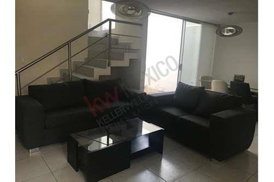 Renta De Casa Totalmente Amueblada En Zona Sur, Residencial Baldovento, Junto A Santa Monica