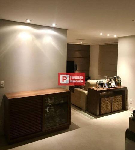 Apartamento Com 2 Dormitórios À Venda, 102 M² Por R$ 1.320.000,00 - Campo Belo - São Paulo/sp - Ap23888