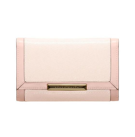 Billetera Para Mujer Renzo Costa Wlux-15 R4087-1214b L.pink