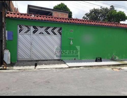 Casa Com 2 Dormitórios À Venda, 280 M² Por R$ 160.000,00 - São José Operário - Manaus/am - Ca4063