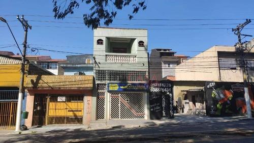 Salão Para Alugar, 125 M² Por R$ 2.000,00/mês - Jardim Nossa Senhora Do Carmo - São Paulo/sp - Sl0046