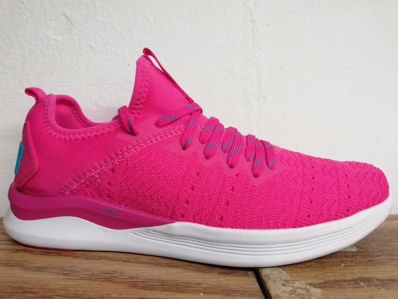 Tenis Puma Ignite Flash Iridescent Tz Running Correr Entrena