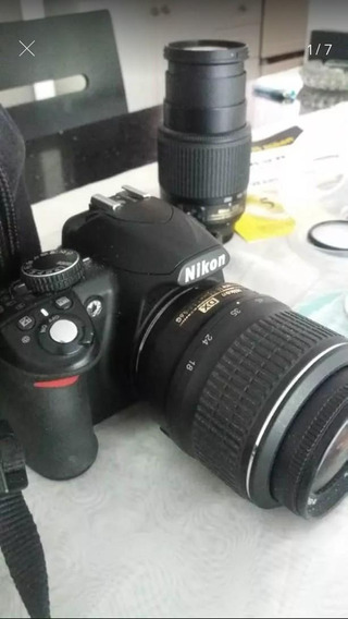 Camara Profesional Nikon Modelo D3100