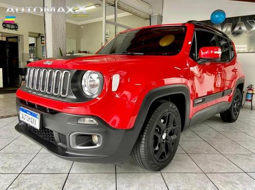 Jeep Renegade Longitude 2016 Flex