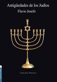 Libro : Antiguedades De Los Judios (coleccion Historia) ...
