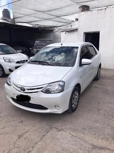 Toyota Etios Xs 4p 2016 Excelente Estado!!