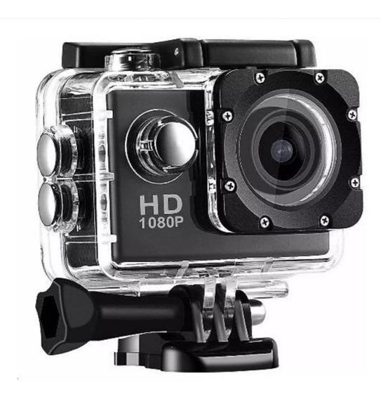 Câmera Estilo Go Pro 1080 Hd