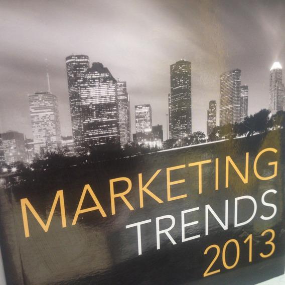 Livro - Marketing Trends 2013 - Madia