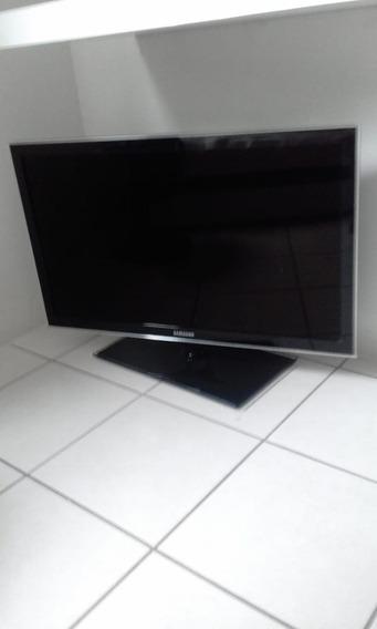 (com Defeito) Tv Led 32 Hd Samsung (observar Descrição)
