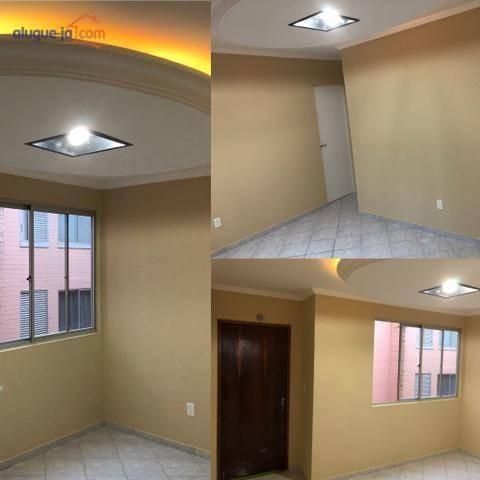 Apartamento Com 2 Dormitórios À Venda, 48 M² Por R$ 185.000,00 - Bosque Dos Eucaliptos - São José Dos Campos/sp - Ap9012