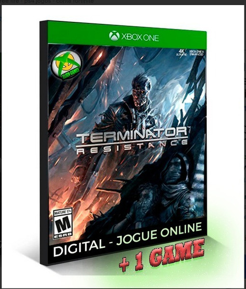 Terminator: Resistance X Box One Digital