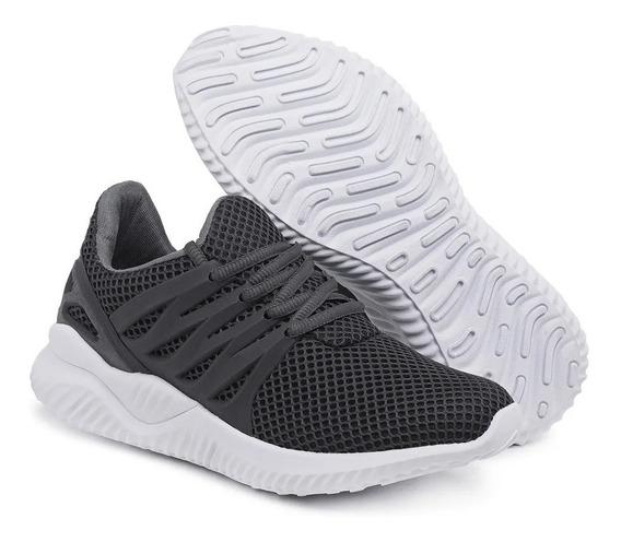 Tênis Treino Sneaker Super Leve - Confort - Running
