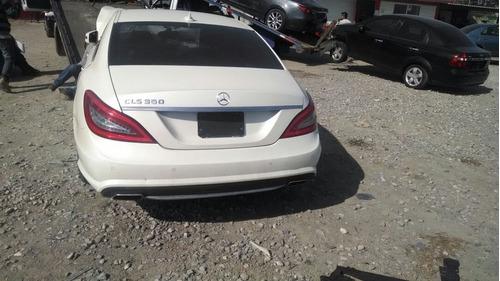 Mercedez Benz Cls 2014 En Partes