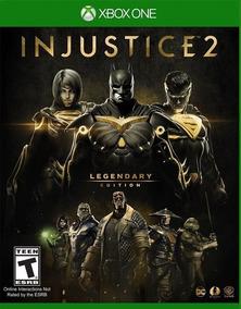 Injustice 2 Legendary Edition Xbox One Digital Online