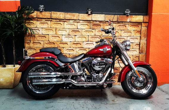 Harley Davidson Softail Fatboy 2017