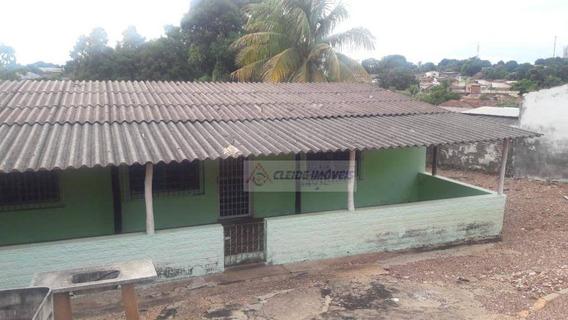 Casa Com 1 Dormitório À Venda, 81 M² Por R$ 80.000 - Dom Aquino - Cuiabá/mt - Ca1067
