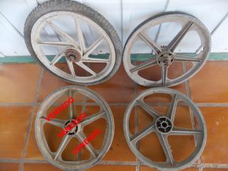 Aro Bicicleta Caloi Cross Antiga Consulte (unidade)