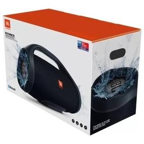 Caixa De Som Jbl Boombox Bluetooth Preto Original