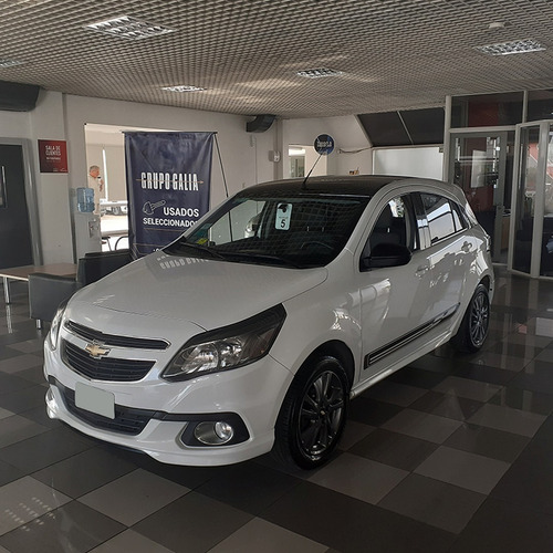 Chevrolet Agile Ltz Effect 1.4n