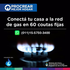 Instalación Gas Natural