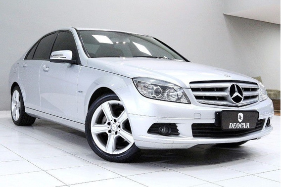 Mercedes-benz C180 Classic Cgi 1.8- 2011/2011