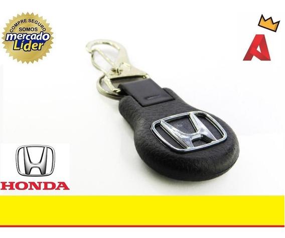 Chaveiro Personalizado Honda Emborrachado Logo Original