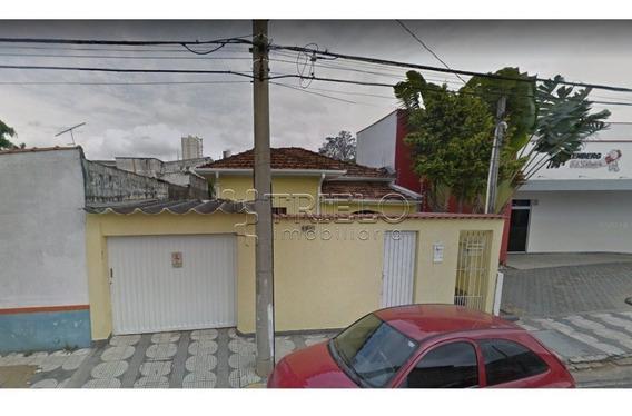 Aluguel-casa Terrea Residencial/comercial Com 03 Dorms-centro-mogi Das Cruzes-sp - L-2461