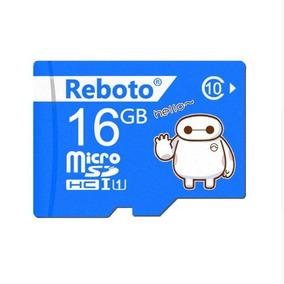 Micro Card Sd 16gb Classe 10 Reboto Só P/salvador Bahia