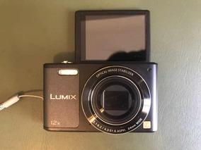 Câmera Panasonic Lumix Dmc- Sz10 - Vlog
