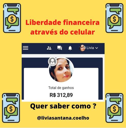 Liberdade Financeira Vem Aprender Comigo!