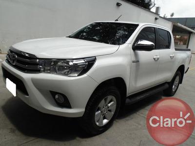 Toyota Hilux Srv 4x4 2016