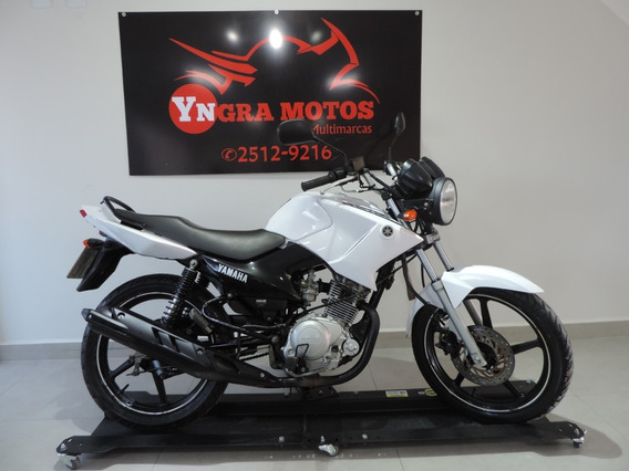 Yamaha Ybr 125 Factor Ed 2016 C/ 10.645 Km Linda