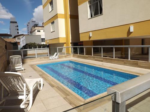 Apartamento Com 3 Quartos Para Comprar No Nova Granada Em Belo Horizonte/mg - Gar11736