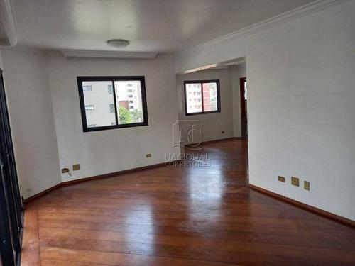 Imagem 1 de 30 de Apartamento, 150 M² - Venda Por R$ 800.000,00 Ou Aluguel Por R$ 2.000,00/mês - Vila Bastos - Santo André/sp - Ap12505