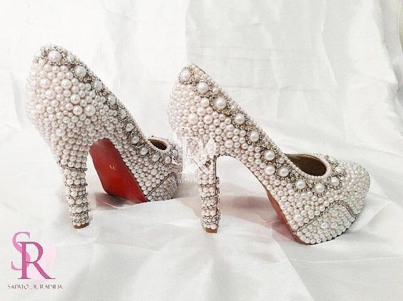 Sapato De Noiva / Casamento