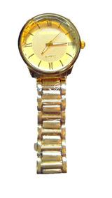 Relógio Feminino Importado Resistente A Àgua Dourado/rose