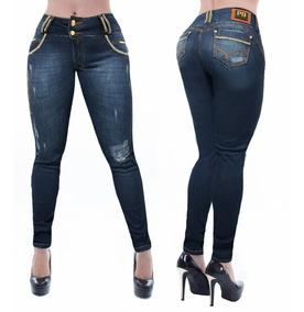 a0ca399cf Calça Azul Royal - Calças Femininas Azul com o Melhores Preços no ...