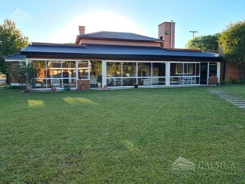 Casa En Alquiler  - B° Privado La Herradura - Villa Allende - Cba