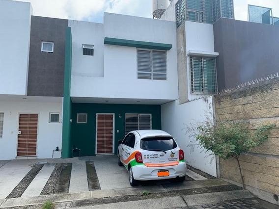 Bonita Casa En Coto Priv. Mirador Del Tesoro