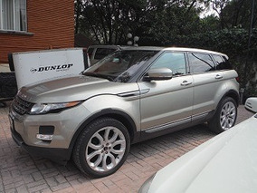 Land Rover Evoque 2012.