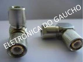 3x Conector Iec Spiner169-13 0,4/2,5 Macho Angular Prensa C