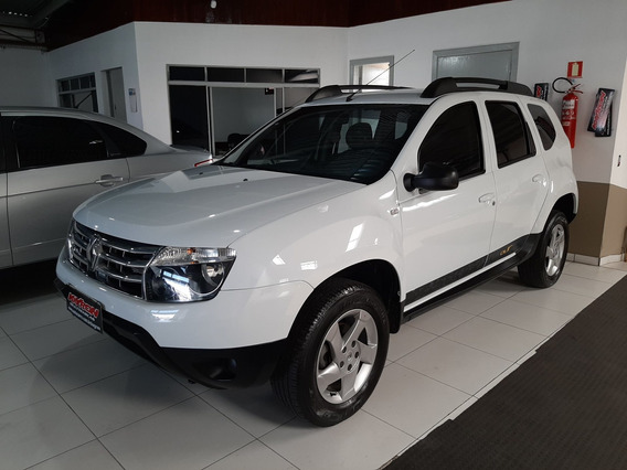 Renault Duster 1.6 Outdoor 4x2 Flex 4p Manual