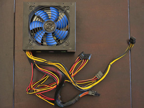 Fonte Solid Atx V2.01 420w Power Supply 20+4pin Mp420w