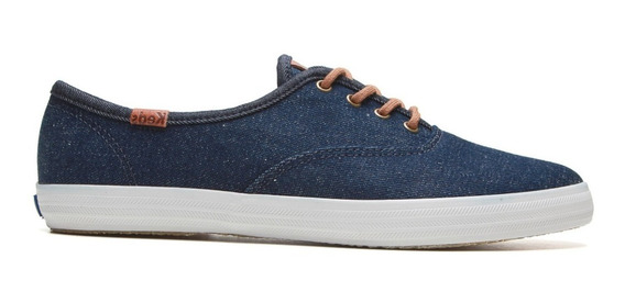 Tênis Keds Champion Jeans Woman Canvas - Kd218003