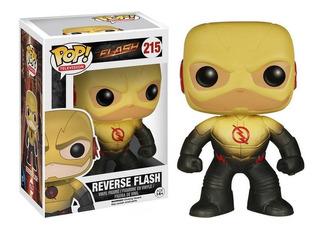 Figura Funko Pop Reverse Flash 5404 Original Wabro