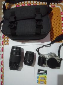 Câmera Canon Kiss