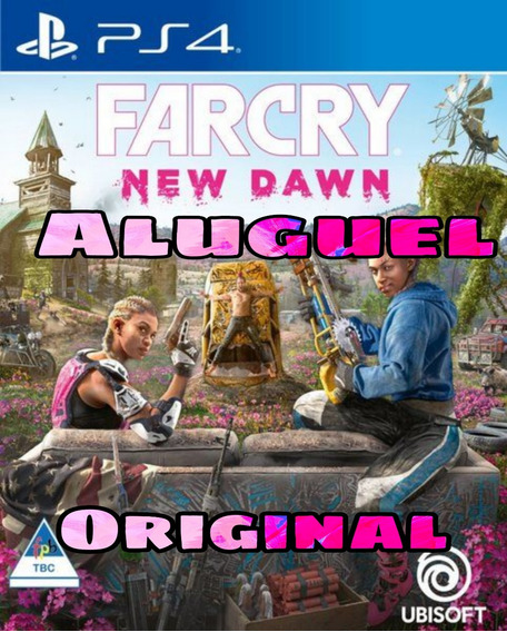 Far Cry New Dawn Ps4 Psn Original 1 - Aluguel 18 Dias
