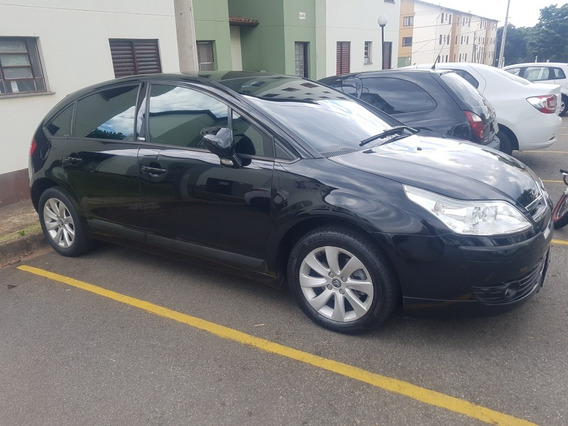 Citroën C4 2.0 Exclusive Sport Flex Aut. 5p 2013