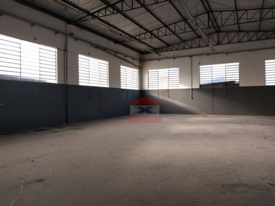 Galpão Para Alugar, 500 M² - Parque Alexandre - Cotia/sp - Ga0151
