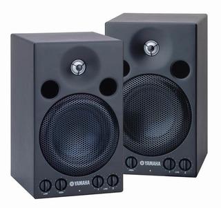 Monitores Activos Yamaha Msp3 X Par Envio Gratis